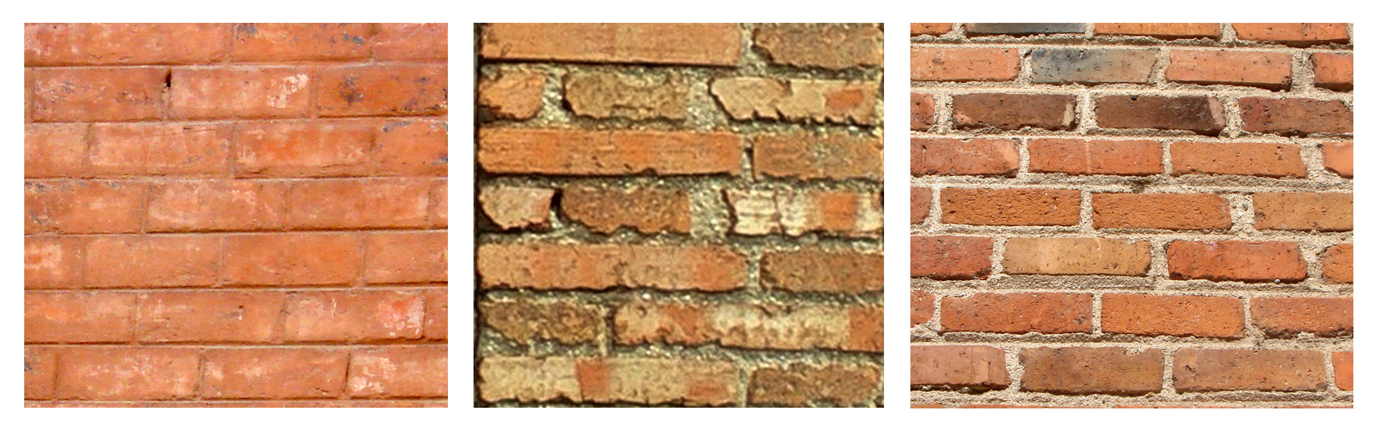 Tipos de ladrillos para fachadas good se procedi a - Tipos de ladrillos ...