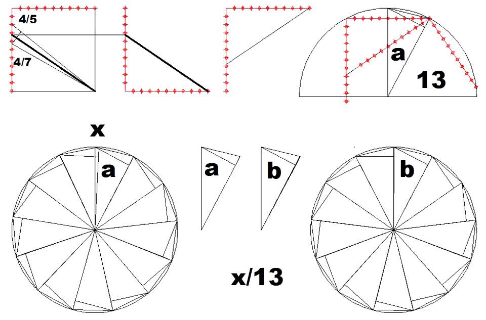 Geometr a y traza de escaleras g ticas las escuadras como for Como trazar una escalera de caracol de concreto
