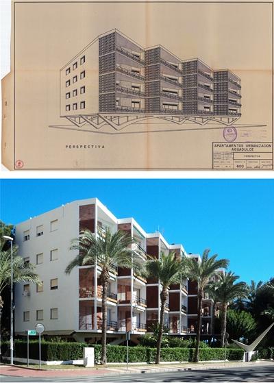 Fernando cassinello p rez arquitecto poli drico - Colegio arquitectos almeria ...