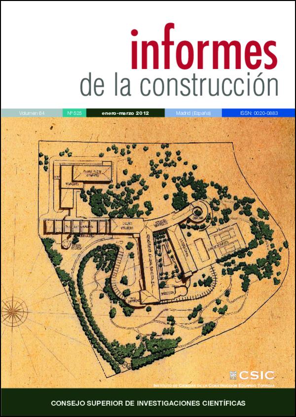 Ver Vol. 64 Núm. 525 (2012)