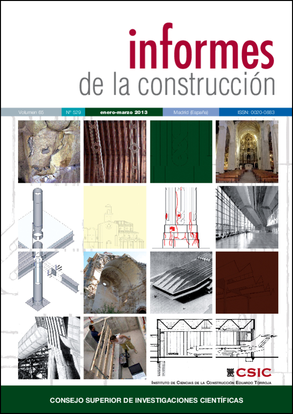 Ver Vol. 65 Núm. 529 (2013)