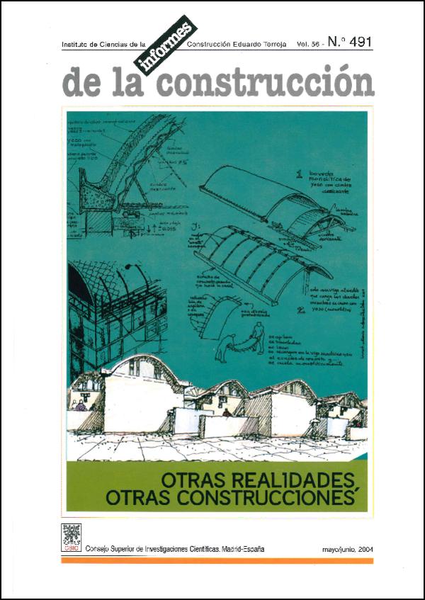 Ver Vol. 56 Núm. 491 (2004)