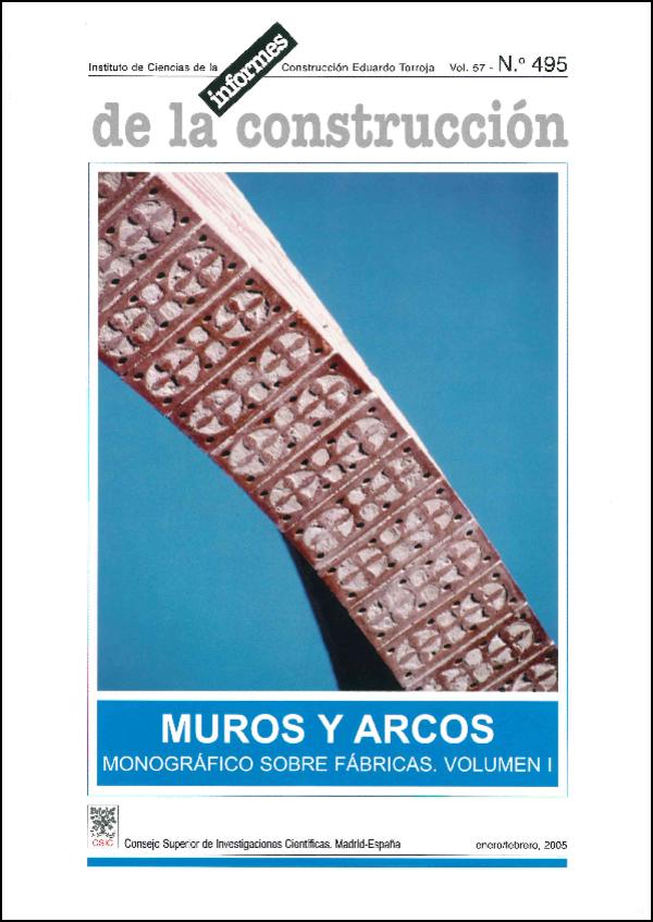 Ver Vol. 56 Núm. 495 (2005)