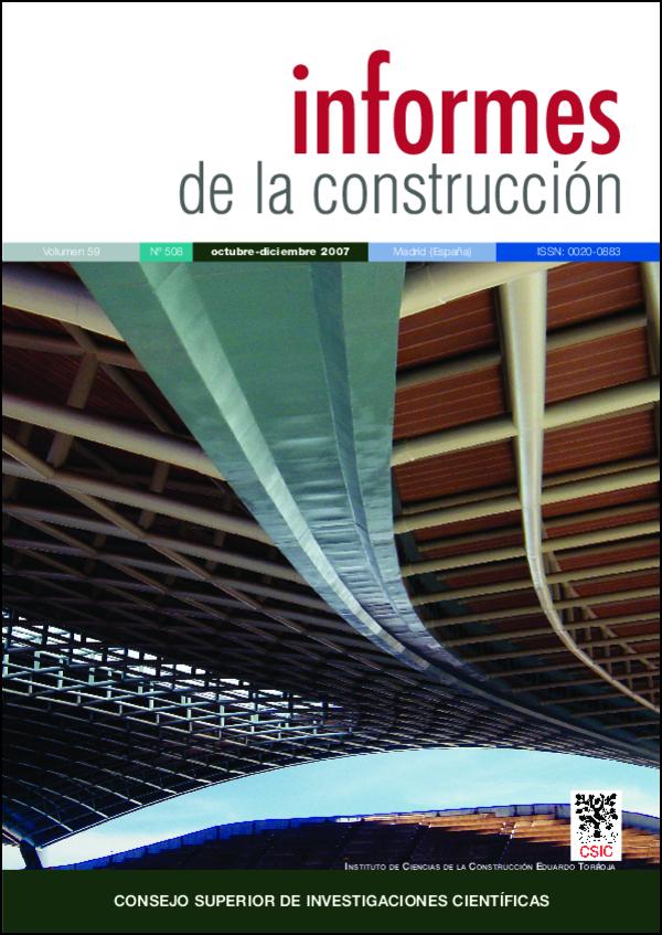 Ver Vol. 59 Núm. 508 (2007)