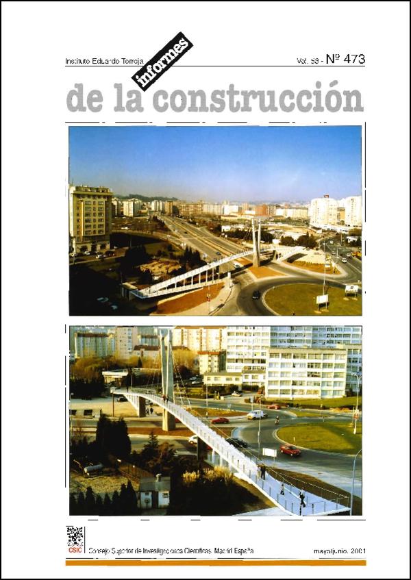 Ver Vol. 53 Núm. 473 (2001)