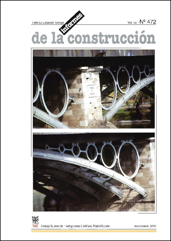 Ver Vol. 52 Núm. 472 (2001)