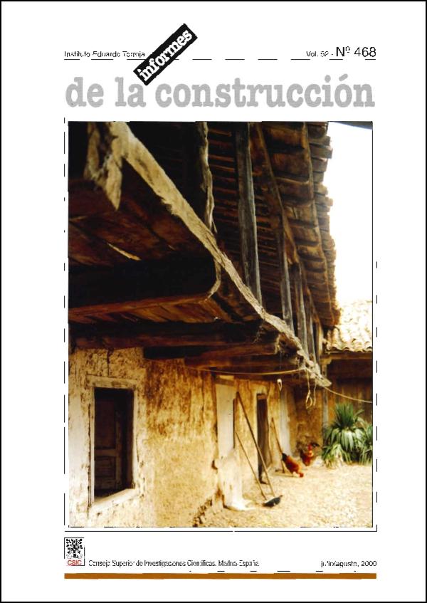 Ver Vol. 52 Núm. 468 (2000)