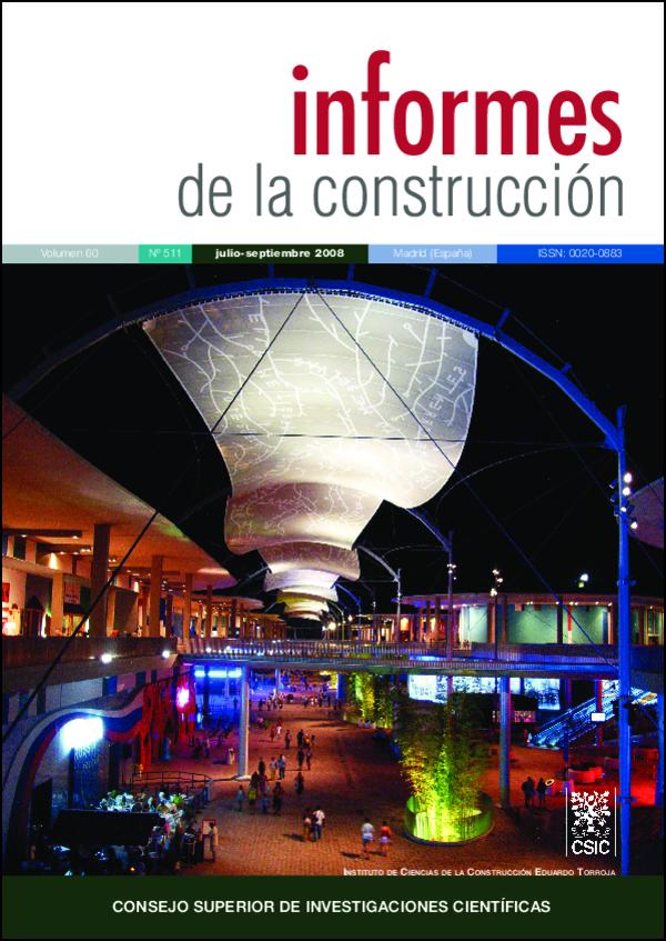 Ver Vol. 60 Núm. 511 (2008)
