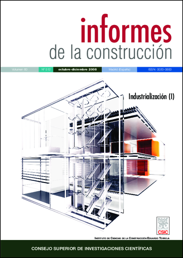 Ver Vol. 60 Núm. 512 (2008)