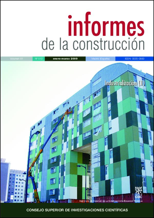 Ver Vol. 61 Núm. 513 (2009)