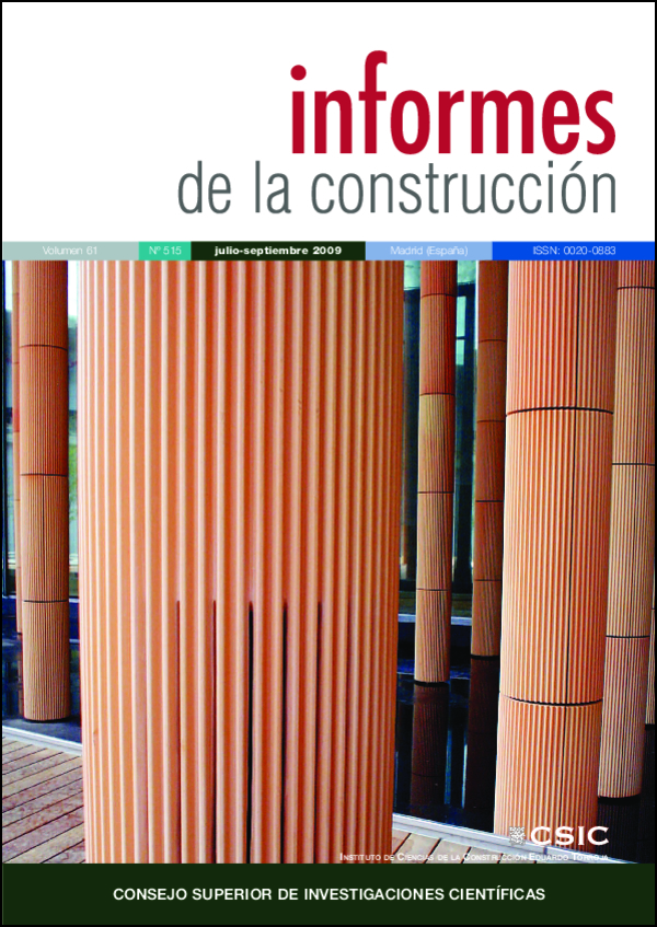 Ver Vol. 61 Núm. 515 (2009)