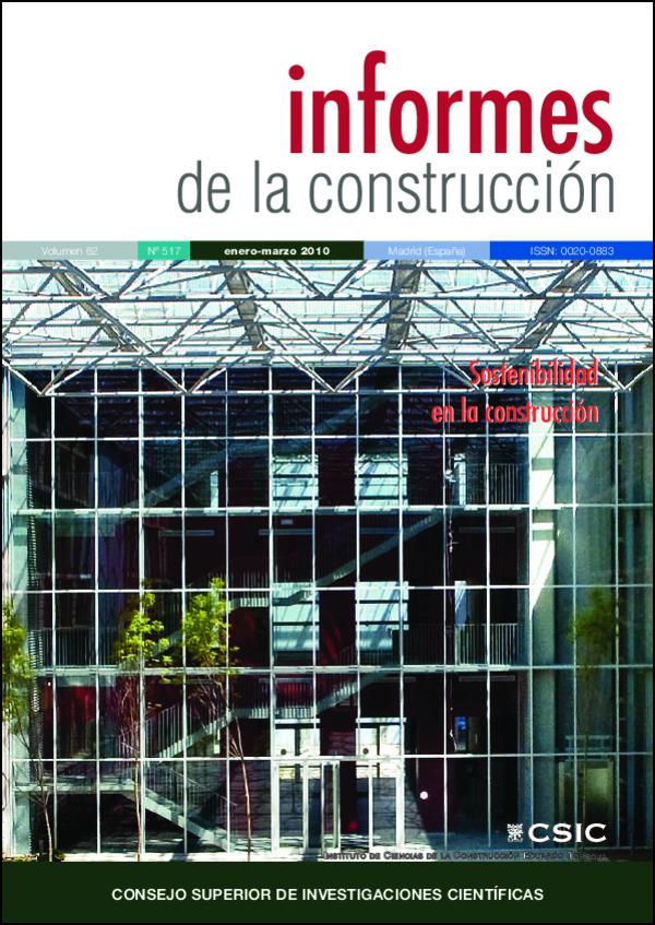 Ver Vol. 62 Núm. 517 (2010)