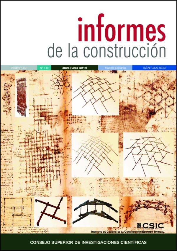 Ver Vol. 62 Núm. 518 (2010)